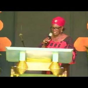 Knowing God's Will Through Prayer — Dr. (Mrs) Adeola Ilechukwu